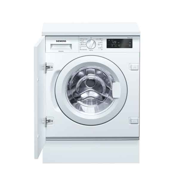 Siemens iQ500 Automatic Washing Machine , Fully Integrated 8Kg (WI12W560GC)