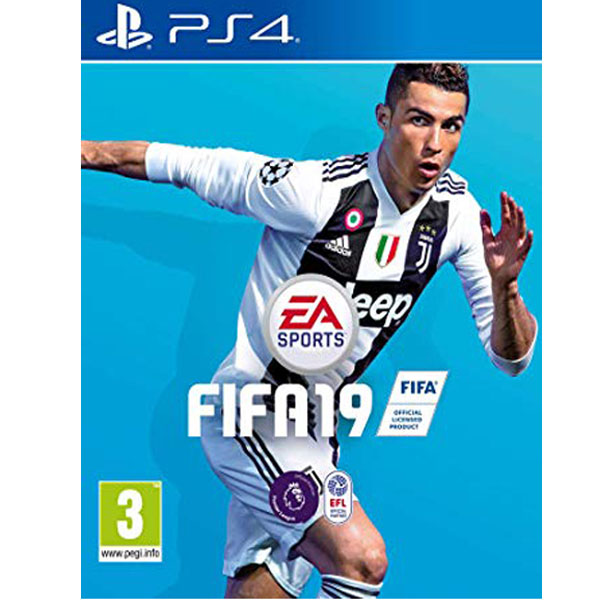 SONY PS4 SOFTWARE  [R] / PS4 FIFA 19 NMC (CD23121)
