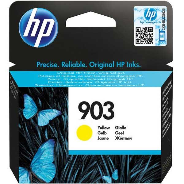 HP INK CARTRIDGE / 903 YELLOW, T6L95AE
