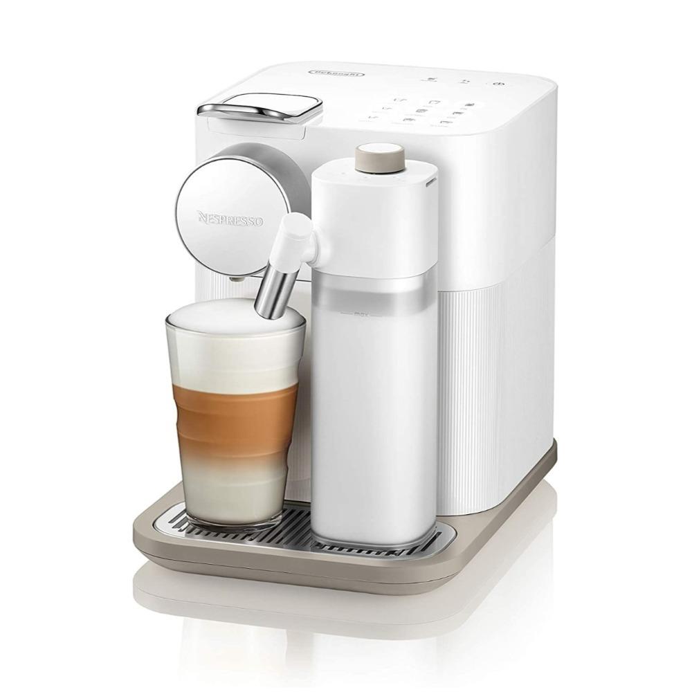 Nespresso Gran Lattissima F531 White Coffee Machine F531-ME-WH-NE