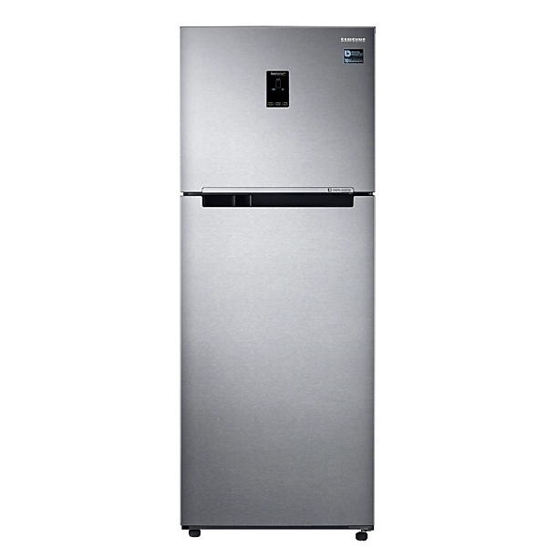 Samsung Top Mount Freezer with Twin Cooling, 384Ltrs (RT50K5530SL)