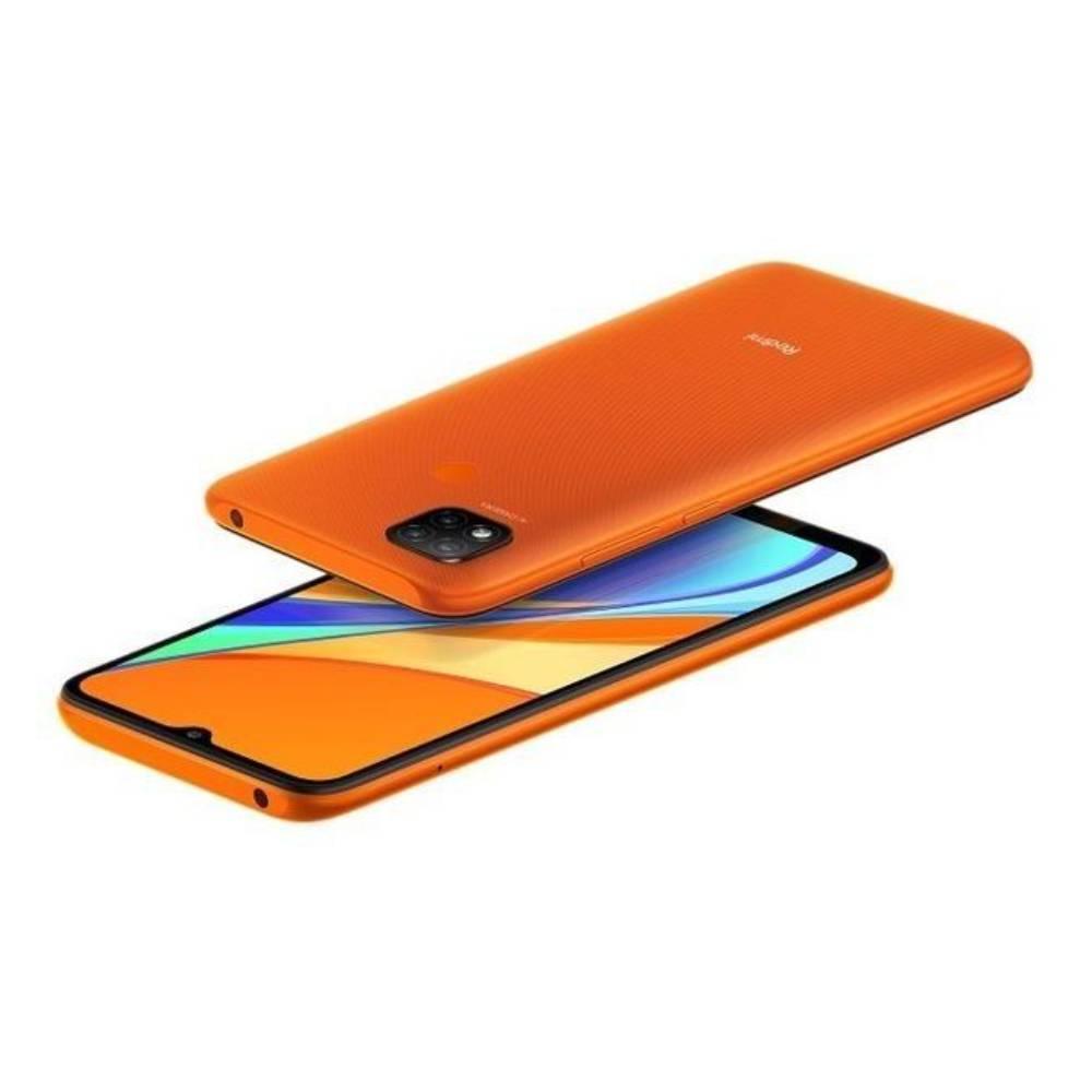 """XIAOMI REDMI 9C 6.53"""" 64GB Dual SIM 3GB RAM Orange MI9C-64GBOR"""