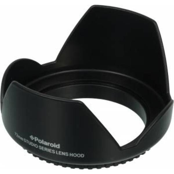 Polaroid Tulip Lens Hood 72mm (PLLH72)