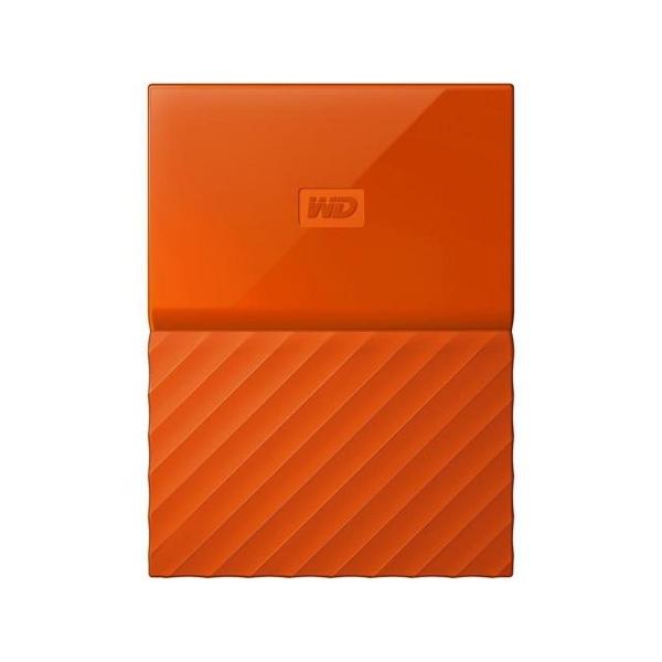 Western Digital My Passport 1TB- Orange (WDBYNN0010BOR-WESN)