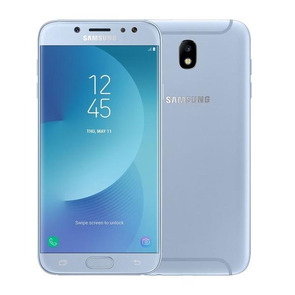 Samsung J7 Pro 64GB Smartphone, Silver (SMJ730FW-64GB-SL)