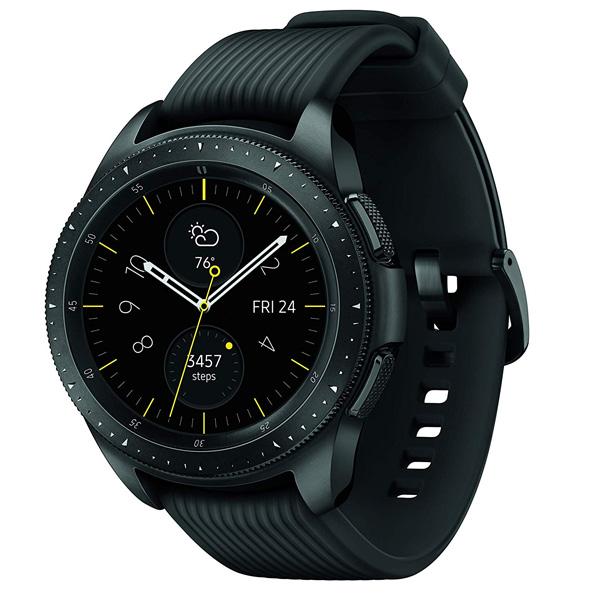 SAMSUNG GALAXY WATCH / 1.2'', 42MM,BLACK (SM-R810N-BK)