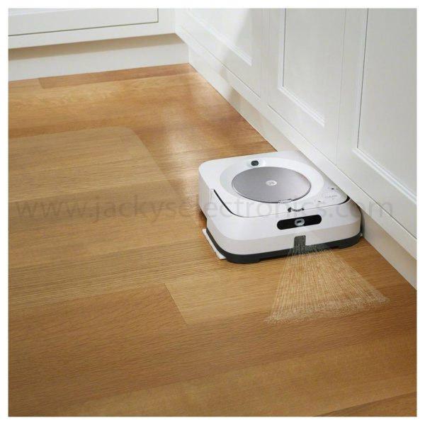iRobot  Braava M6 Mopping Robot Cleaner (M613840)