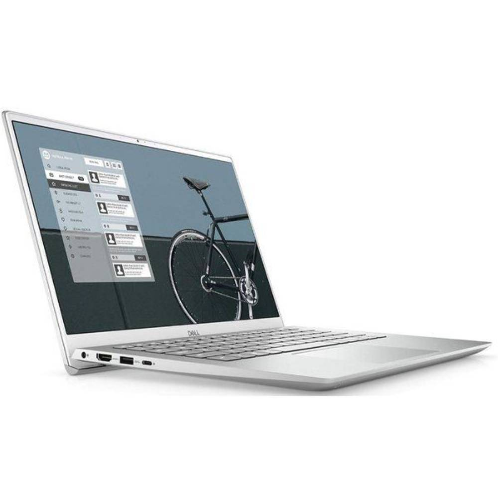 DELL NB (SILVER) ,I5-1135G7,RAM - 8GB,SSD - 256GB,GRAPHICS - SHARED,14''',WIN10