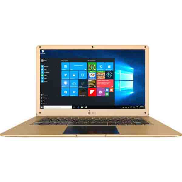 ILIFE NB (GOLD IL-ZEDAIR3-GD) INTEL PENTIUM , RAM 3GB, HDD 32GB ,14'', WIN 10 (ZEDAIR3-GD)