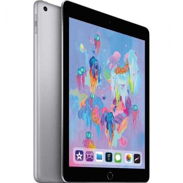 Apple iPad 6th Gen (2018) WiFi 32GB - Space Grey (MR7F2-EC)