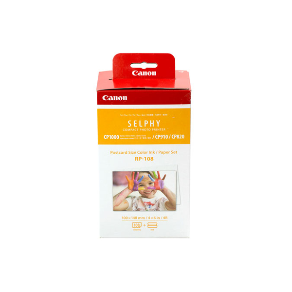Canon Photo Printer Paper (RP108)