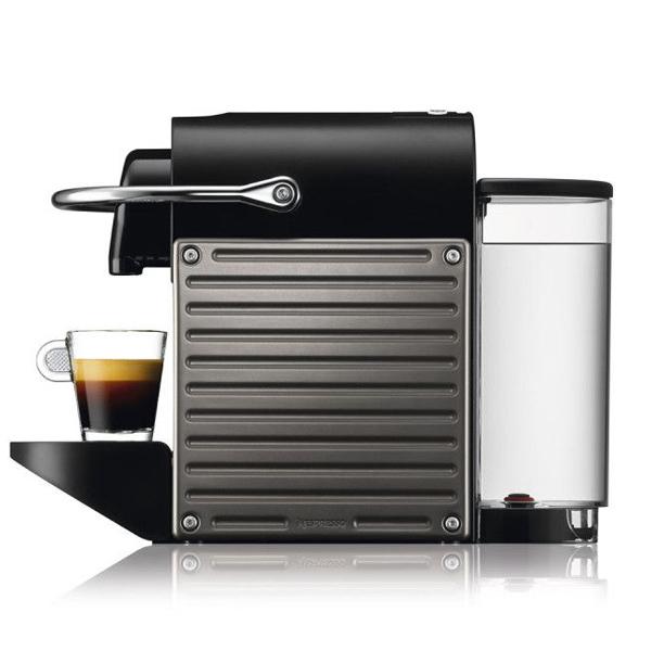 Nespresso C61 Pixie Electric Titanium (C61-ME-TI-NE)