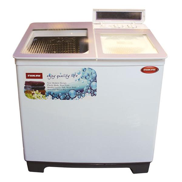 Nikai Top Load Semi Automatic Washing Machine 13 Kg NWM1301SPN4