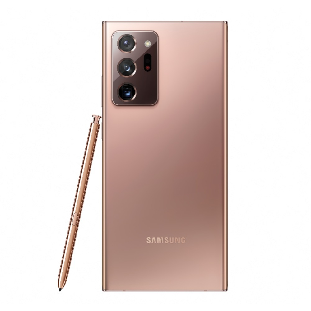 Samsung Galaxy Note 20 Ultra 5G 256 GB, SM-N986BZNWXSG, Brown