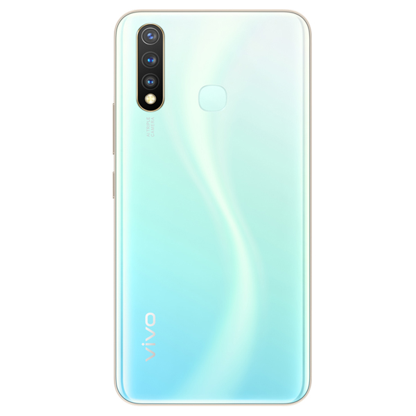 VIVO SMART PHONES Y19, 4GBRAM, 128GB, DUAL SIM, SPRING WHITE (VIVOY19-128GB-SW)