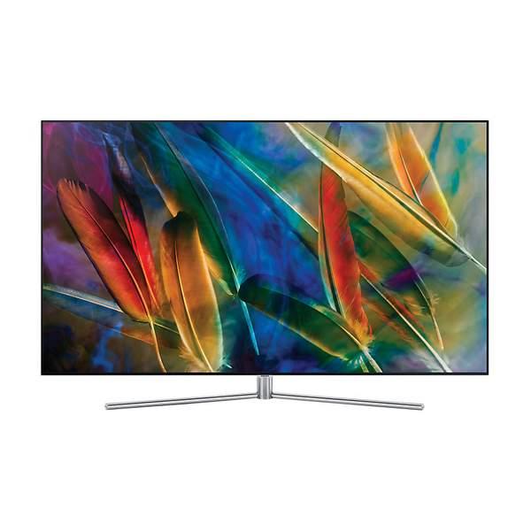 """Samsung 75"""" Flat QLED 4K Smart TV Series Q7F (QA75Q7F)"""