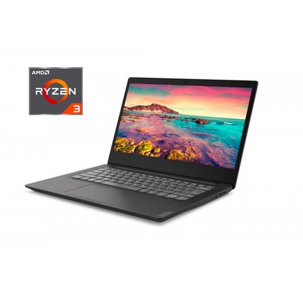 Lenovo Ideapad S145-14API, AMD Ryzen 3 3200U, 4GB Ram, 128GB SSD, 14''HD Windows 10 Black (81UV0021AX)