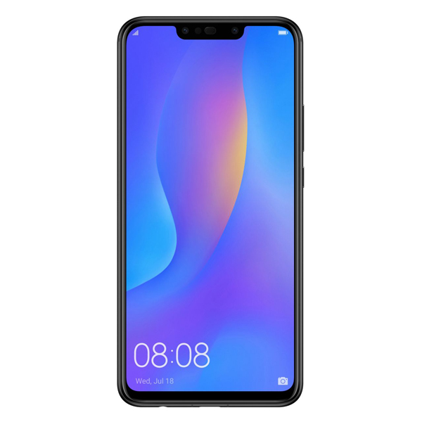 HUAWEI MOBILE PHONE / NOVA 3I ,6.3'', 128 GB ,4G , DUAL SIM, BLACK (NOVA3IW-BK)