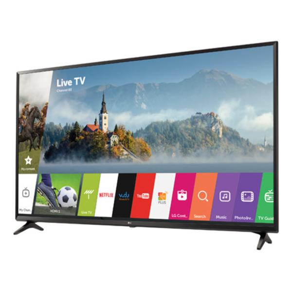 """LG 43"""" 4K UHD TV (43UJ752V)"""