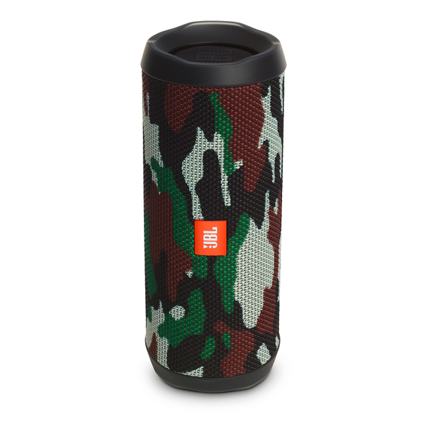JBL Flip4 Squad Waterproof Portable Bluetooth Speaker (JBLFLIP4SQUAD)