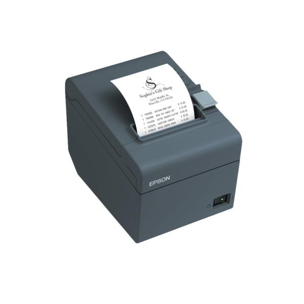 Epson TM-T20II POS Receipt Printer (TMT20II-EC)