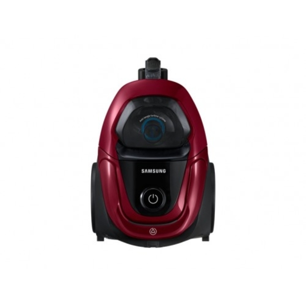 Samsung Container vacuum cleaner with Cyclone Force technology and turbine Anti-Tangle, 1800 W (SC18M31A0HP)