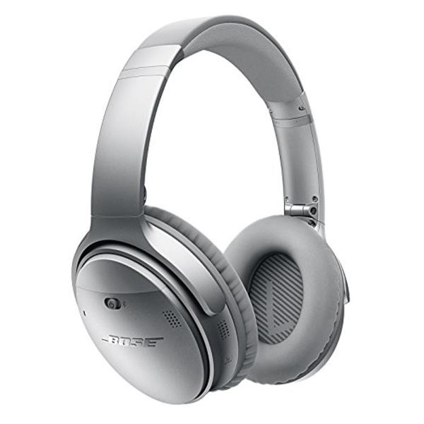Bose QuietComfort 35 Wireless Headphones, Series 1 (BOSE-QC35I-SL-EC)