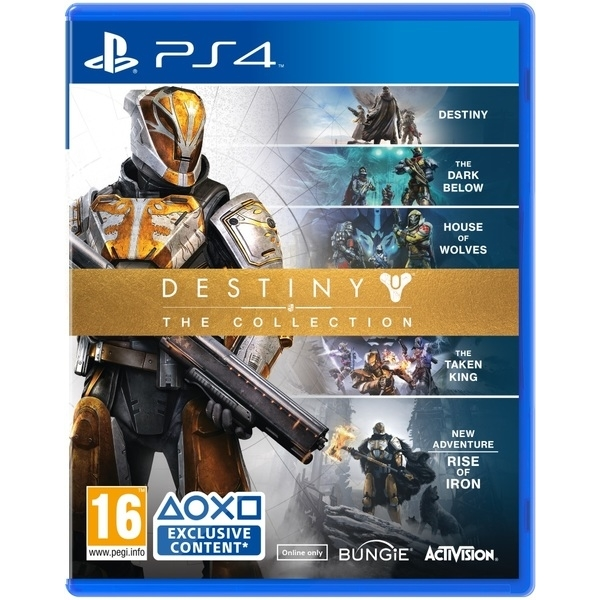 Destiny The Collection PS4 (CD03336)