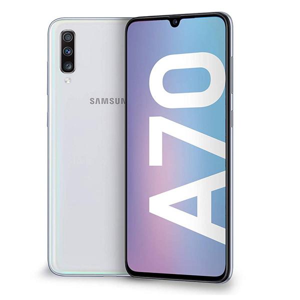 Samsung Galaxy A70 128GB WHITE Dual Sim (SMA705FW-W)
