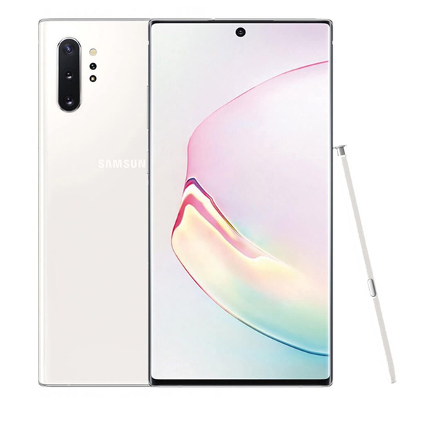 Samsung Galaxy Note 10 Plus 256GB Aura White (SMN975W-256GBW)