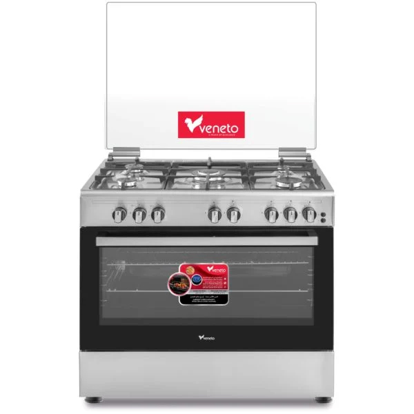 Veneto 5 Gas Burners Cooker (C3X96G5VC.VN)