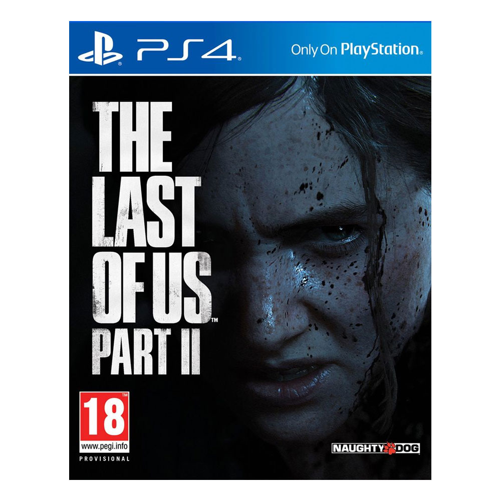The Last of Us Part II Playstation 4 Game