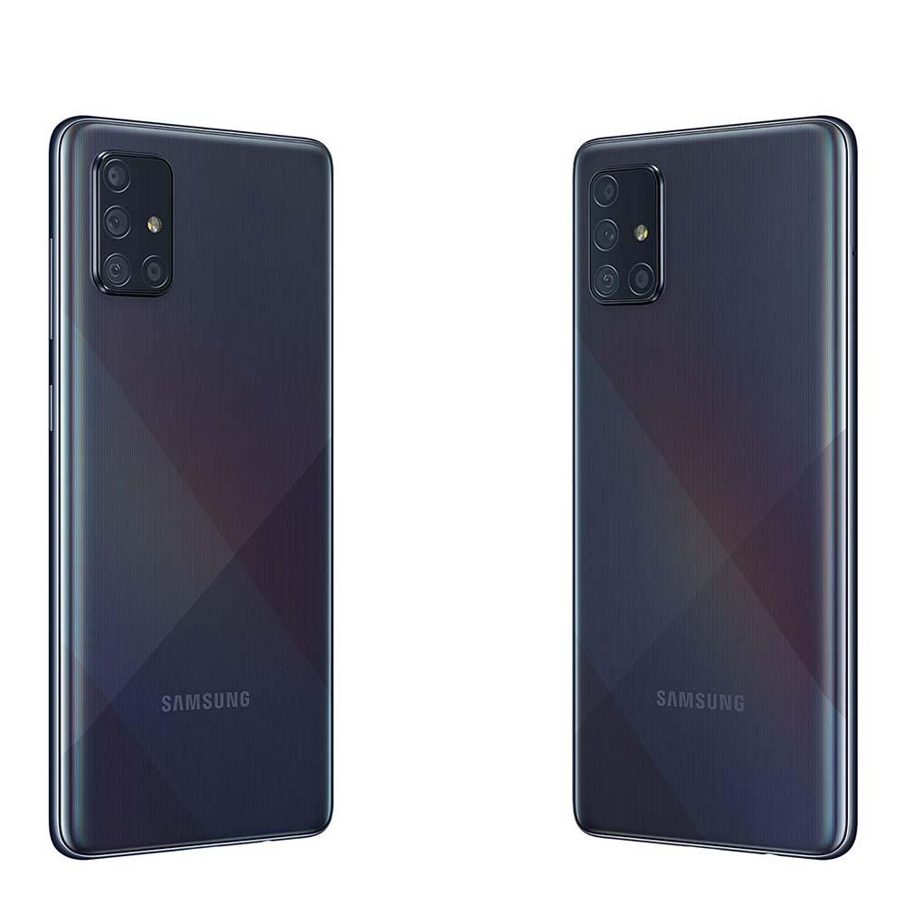 """Samsung Galaxy A71 6.7"""" 128GB, 8GB RAM Black SMA715F-8GBBE"""