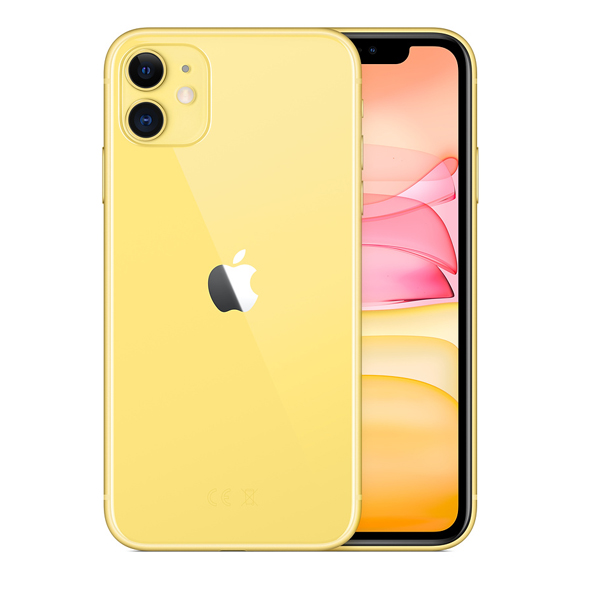 Apple IPhone 11 128 GB Yellow MWM42AE/A