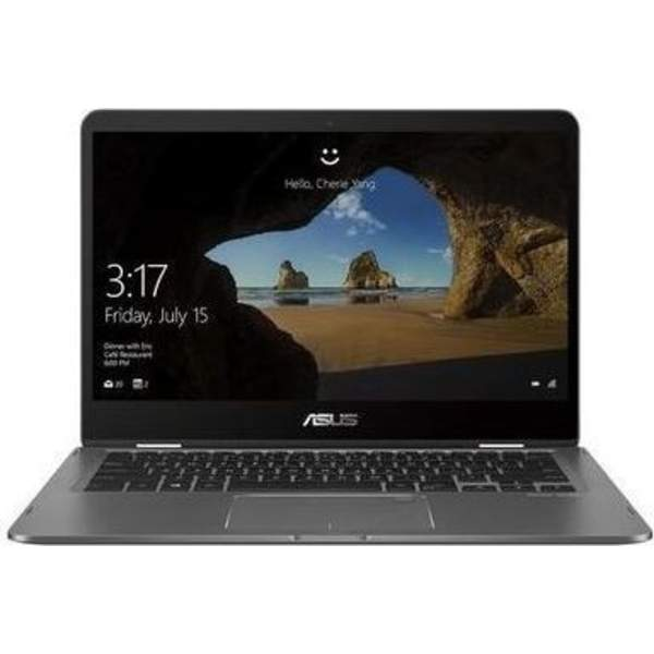 Asus VivoBook S14 Notebook, 14 Inch, Intel Core i3 7100U, 4GB RAM, 256GB SSD, Windows 10 (S406UA-BV070T)