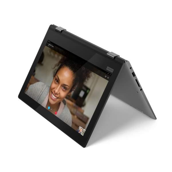 Lenovo YOGA 330  2 In 1 Laptop, 11.6 Inch, Intel Celeron N4000, 2GB RAM, 32GB Storage, Windows 10 (YOGA330-4WAX)