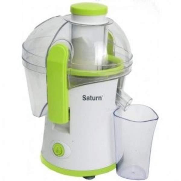 Saturn Plastic Centrifugal Juice Extractor (ST-FP8051D)