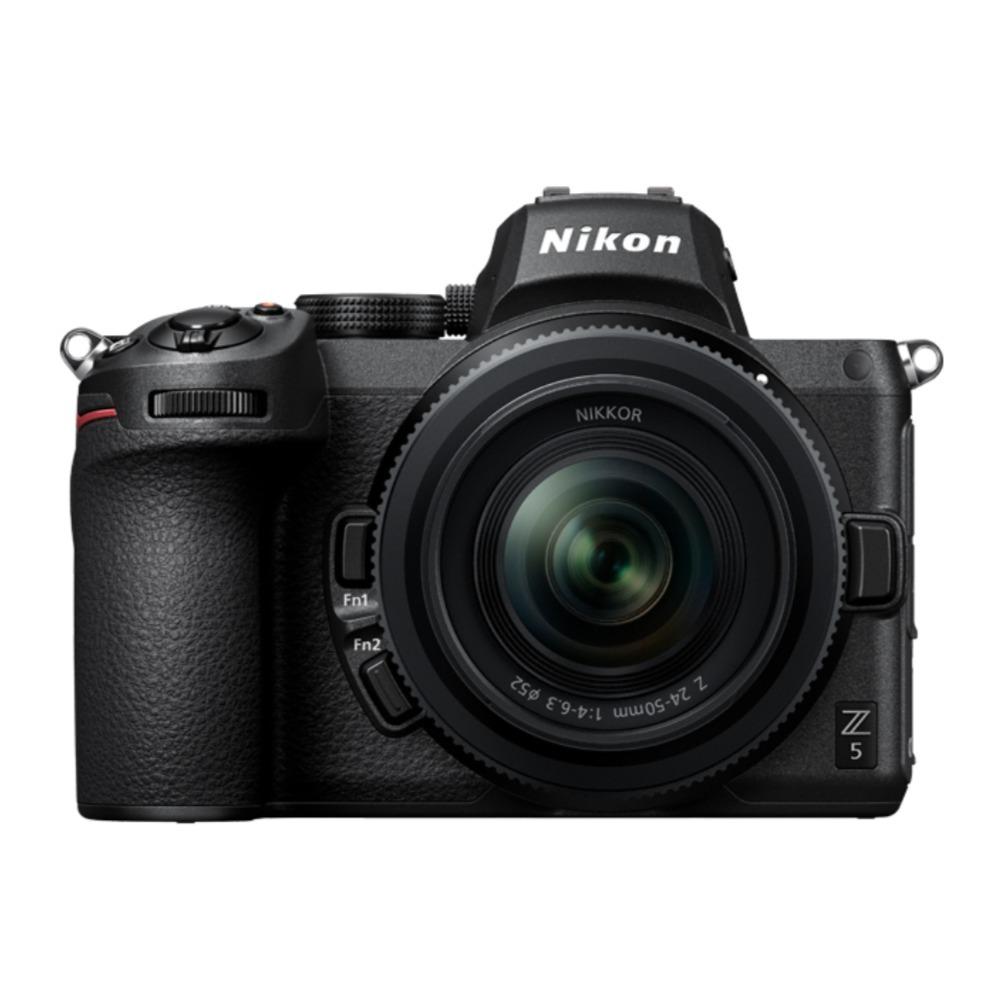 Nikon Z5 with Nikkor Z 24 - 50 M f4-6.3 KIT