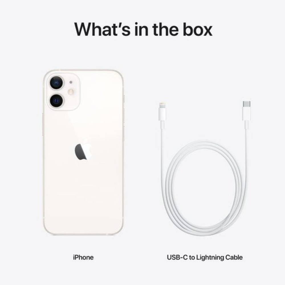 Apple iPhone 12 mini 256 GB White MGEA3AA/A