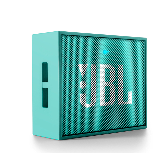 JBL GO Portable Bluetooth Speaker - Teal (JBLGOTEAL)