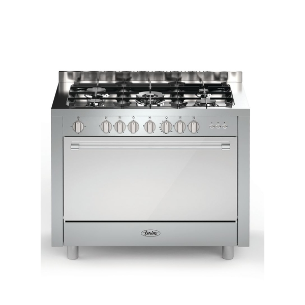 Terim 90 x 60cm Free Standing Combo Cooking Range (TERIMMEGC964G2EXCI)