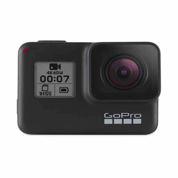 GoPro Hero7 Action Camera (GOPROH7-EC)