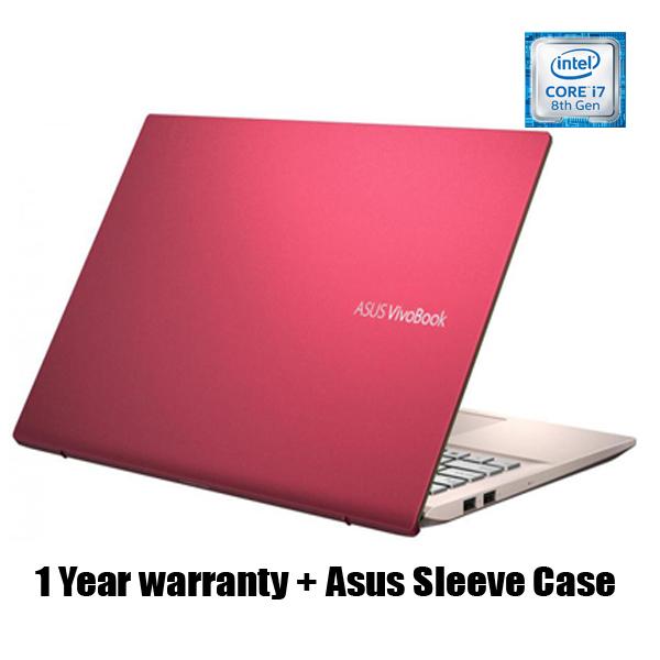 Asus VivoBook S14 S431FL i7 Pink (S431FL-AM008T-EC)