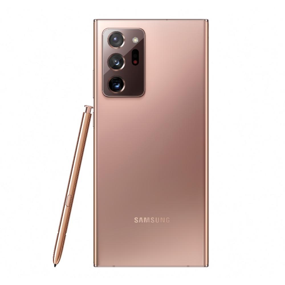 Samsung Galaxy Note 20 Ultra 5G 512 GB, SM-N986BZNPXSG, Brown