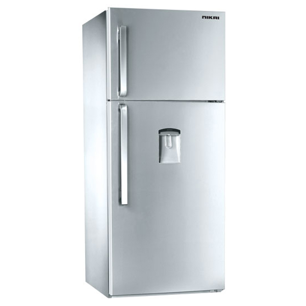 Nikai Double Door Refrigerator 700Ltrs (NRF702FSS)