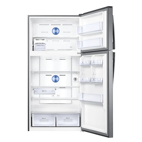 Samsung Top mount freezer with Twin Cooling, 810L (RT81K7057SL)