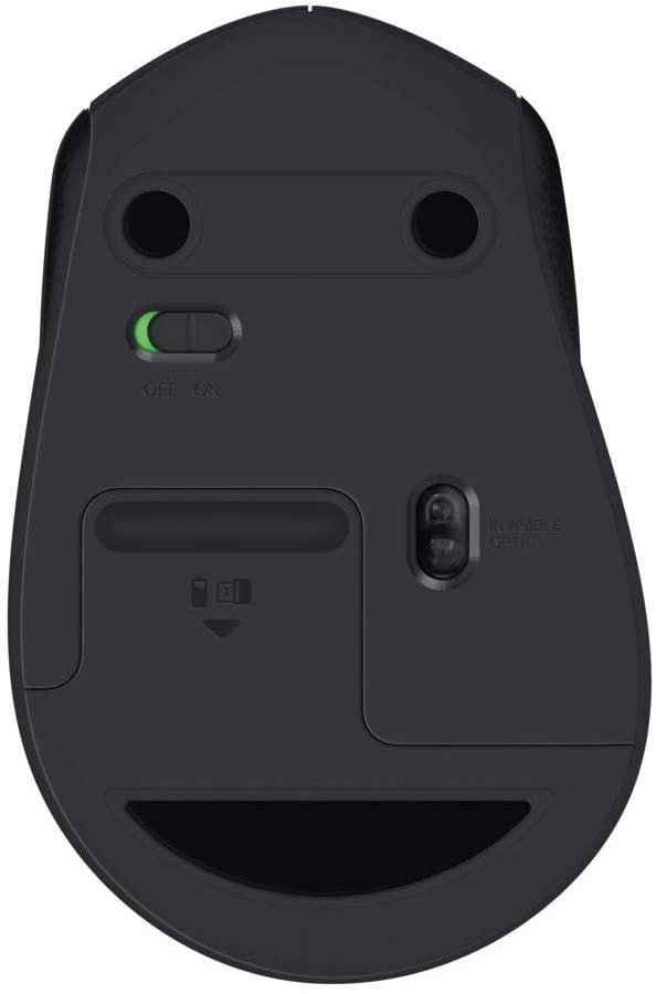 LOGITECH MOUSE SILENT M330 RF BLACK 910-004909