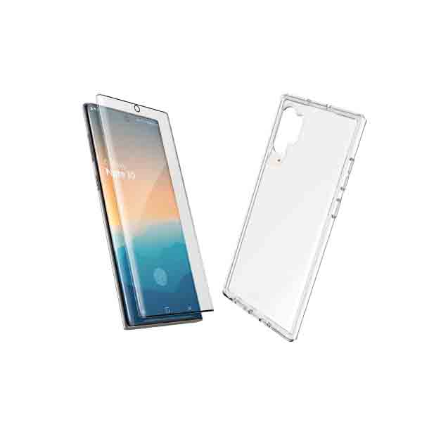 Trands Note 10 Bundle + Transparent case