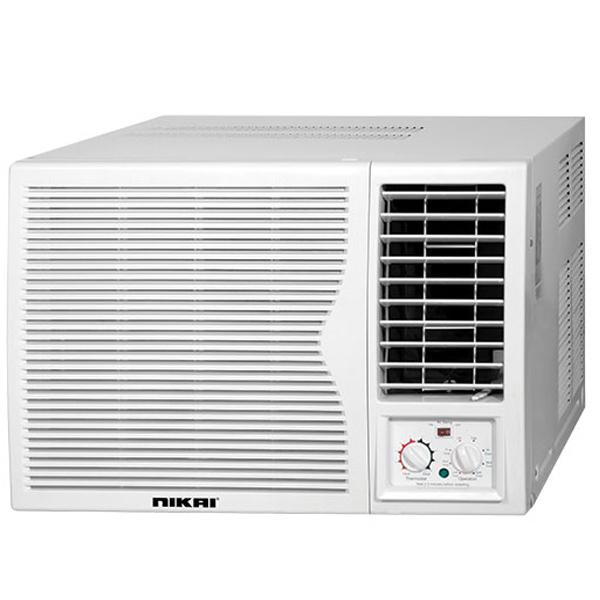 Nikai Window Air Conditioner (NWAC12031N6)