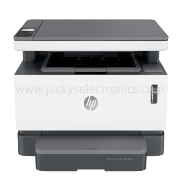 HP Neverstop Laser MFP 1200a Printer (4QD21A)